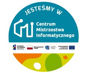 Baner projektu Centrum Mistrzostwa Informatycznego